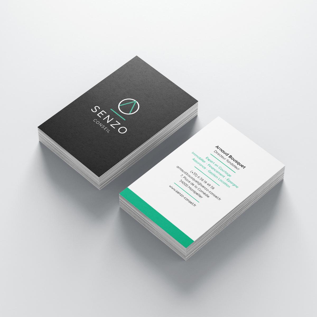 Brand Design - modern design - Issé Ari Design